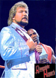 Interview with Million Dollar Man Ted diBiase
