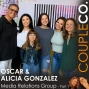 Artwork for Public Relations Dynamic Duo: Oscar & Alicia Gonzalez of Media Relations Group, Miami, FL, Part 1