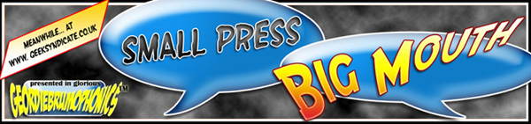 Small Press Big Mouth - Episode 7