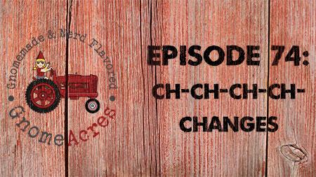Ch-Ch-Ch-Ch-Changes (Episode #74))