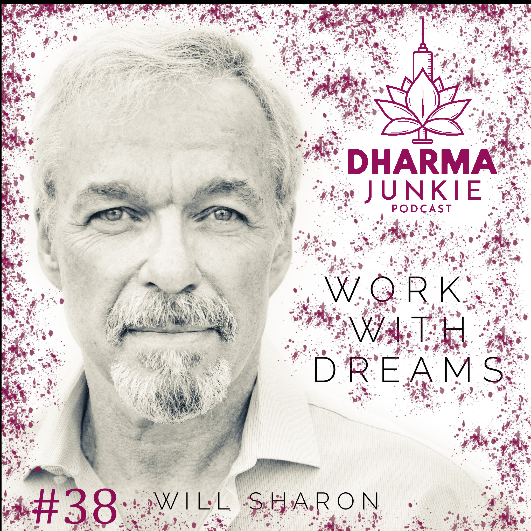 Waking Up the Dream with Will Sharon show art
