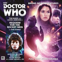 TDP 464: Doctor Who Requiem For The Rocket Men - Big Finish