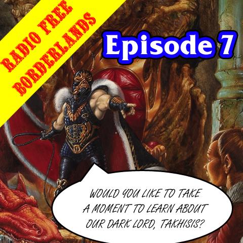 Episode 7: EVIL!