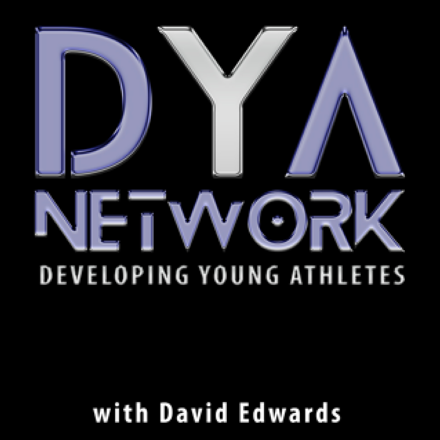 Developing Young Athletes Network Podcast show art