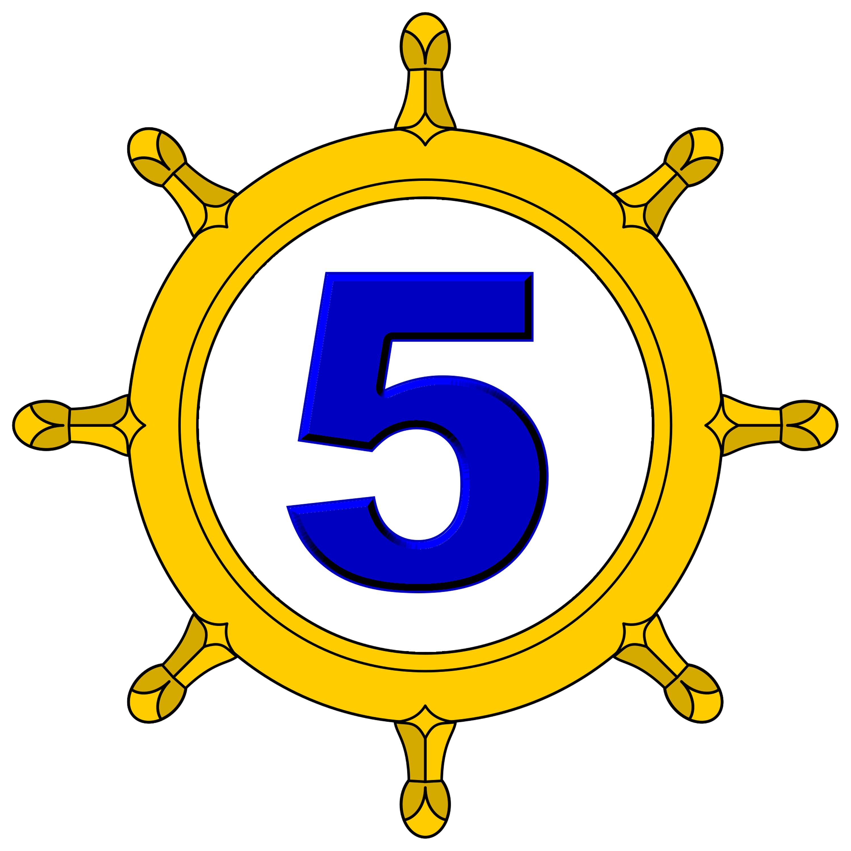 5 Minute Dharma show art