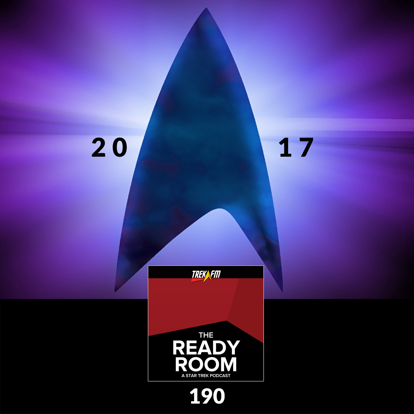 190: The New Star Trek Series, with Larry Nemecek