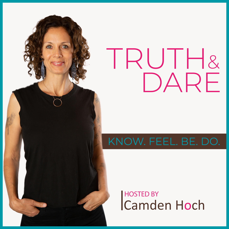 Truth & Dare show art