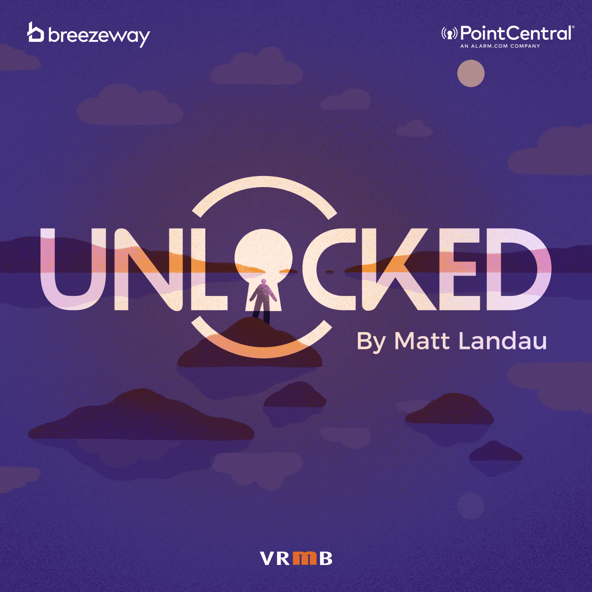 Unlocked by Matt Landau show art