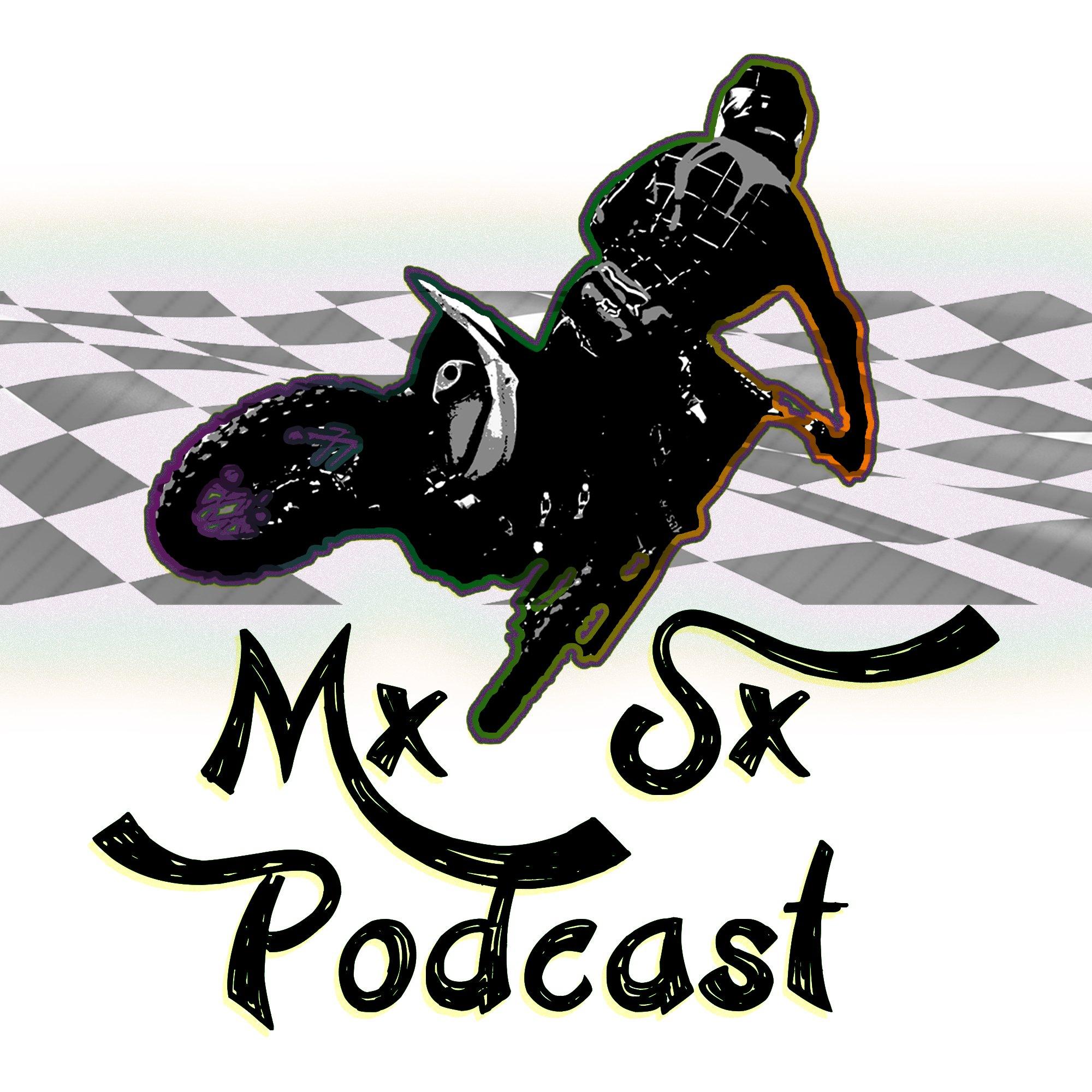 Motocross Supercross Podcast show art