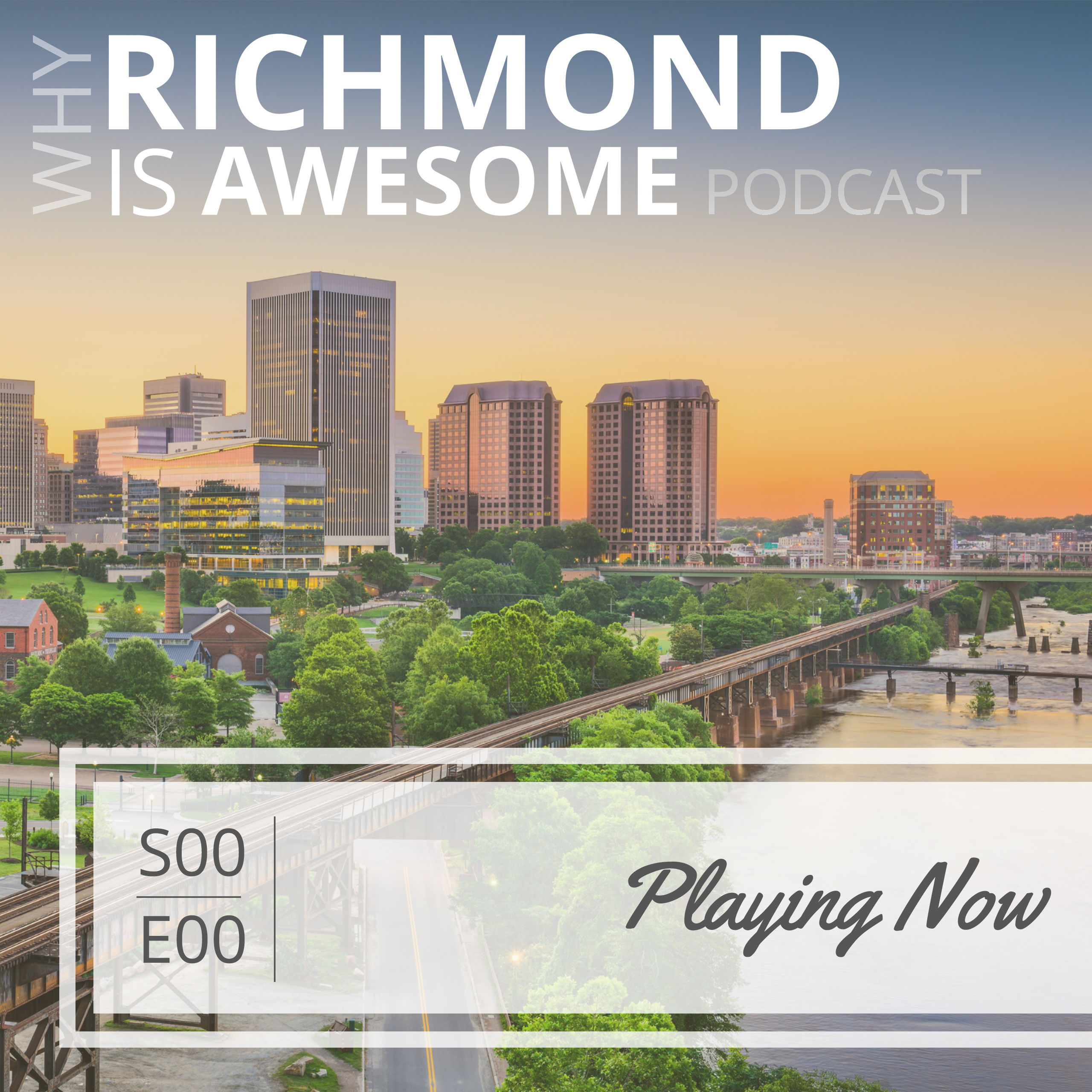 Why Richmond Is Awesome Podcast show art