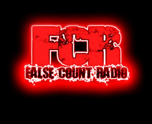 False Count Radio show art
