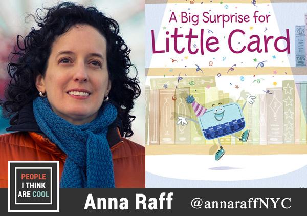 Ep. 72 Anna Raff