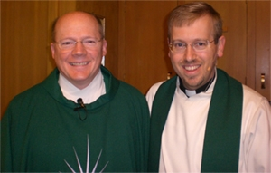 Homily - Fr. David Brown's Second Homily: