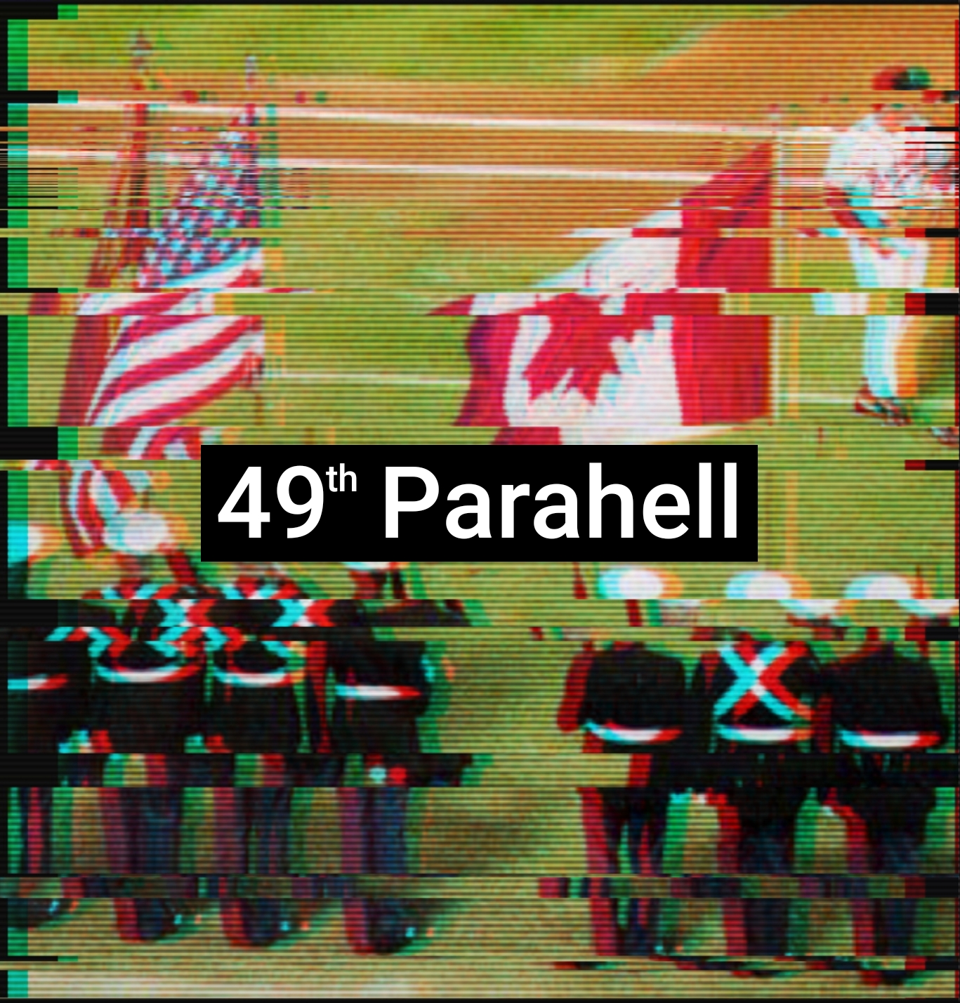 49th Parahell show art