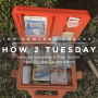 Artwork for HOW 2 TUESDAY #55 - How To Assemble A First Aid Kit Feat. Dr. Max Baumgardner