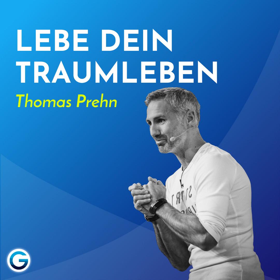 Glücklich werden: So findest du heraus, was du im Leben wirklich willst // Thomas Prehn