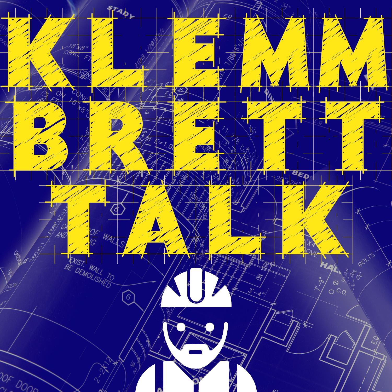 KLEMM-BRETT-TALK - Der Podcast für Architekten & Bauleiter rund um Gesundheit, Finanzen, Zeit und Mindset show art
