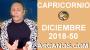 Artwork for HOROSCOPO CAPRICORNIO-Semana 2018-50-Del 9 al 15 de diciembre de 2018-ARCANOS.COM...
