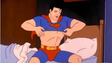 Episode 3 - Superfriends = super radical