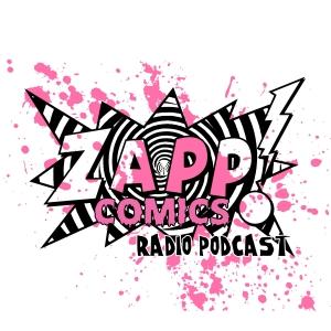 Zapp Comics Radio's Podcast