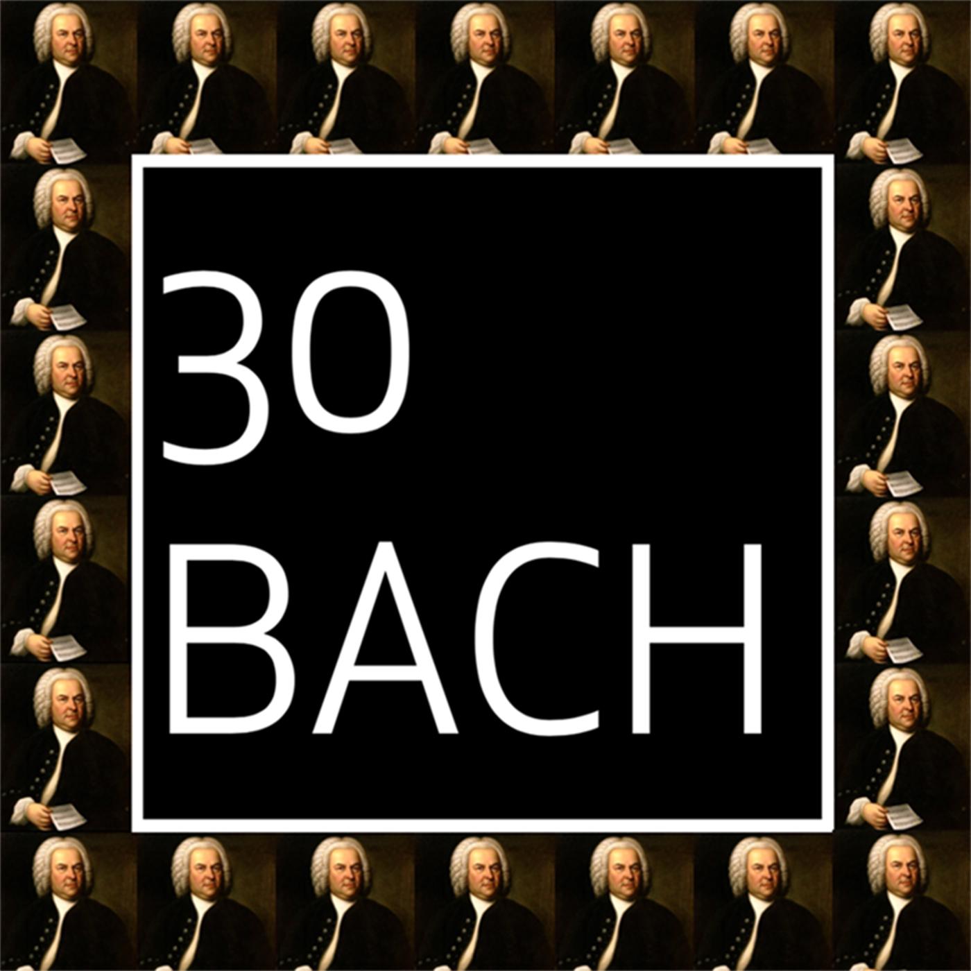 30 Bach: The Goldberg Variations Podcast show art