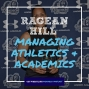 Artwork for Ragean Hill breaks down the academic side of athletics and a preview of the MAC Championships - ODU61
