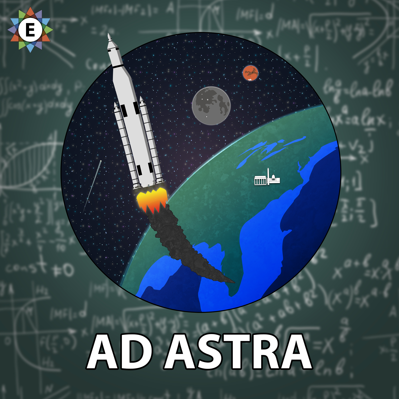 Ad Astra show art