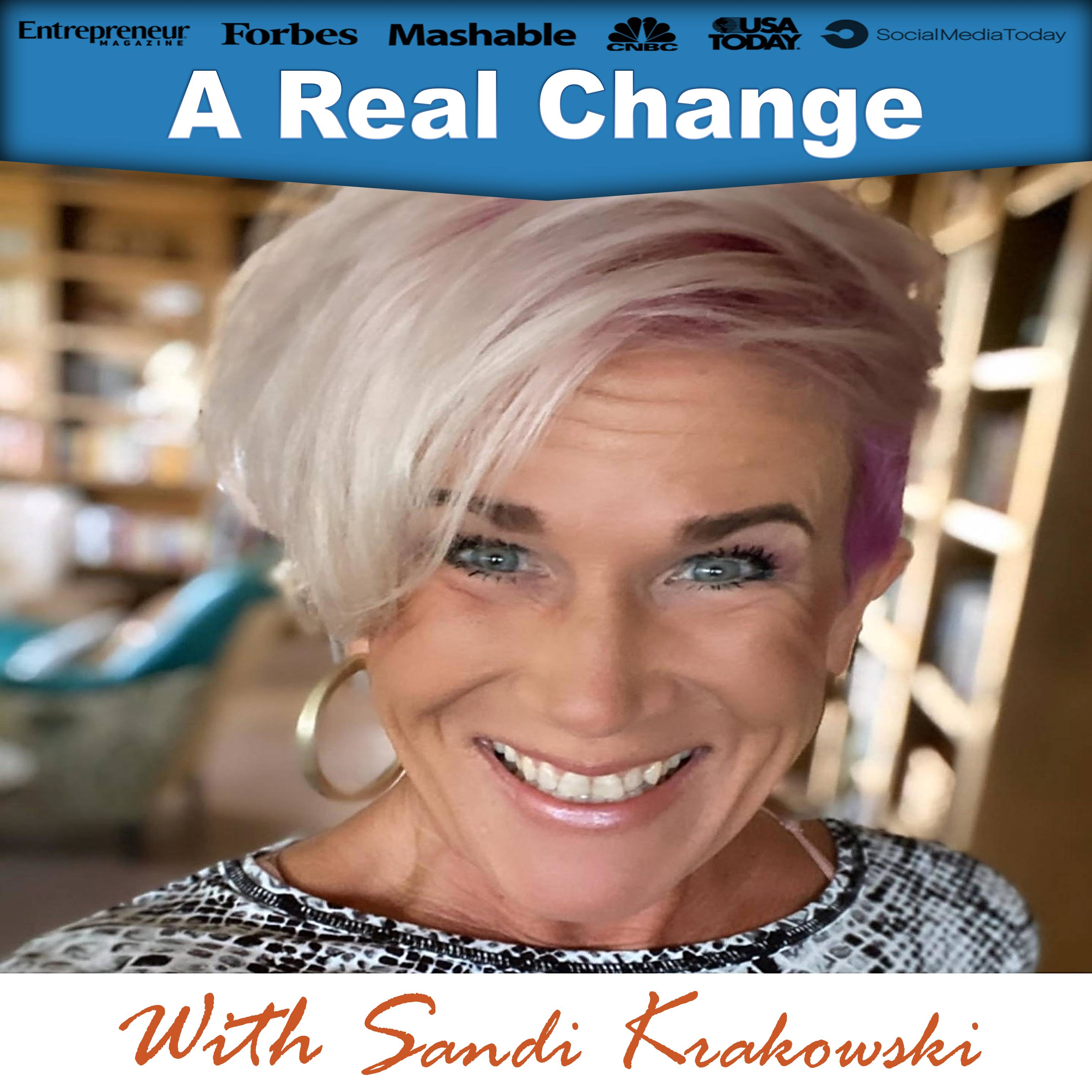 A Real Change With Sandi Krakowski show image