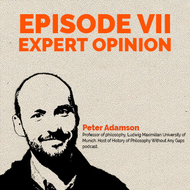 Episode 7: Expert Opinion - Peter Adamson