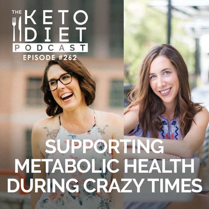#262 Supporting Metabolic Health During Crazy Times with Ali Miller