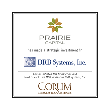 Tech M&A Monthly - DRB Systems Report