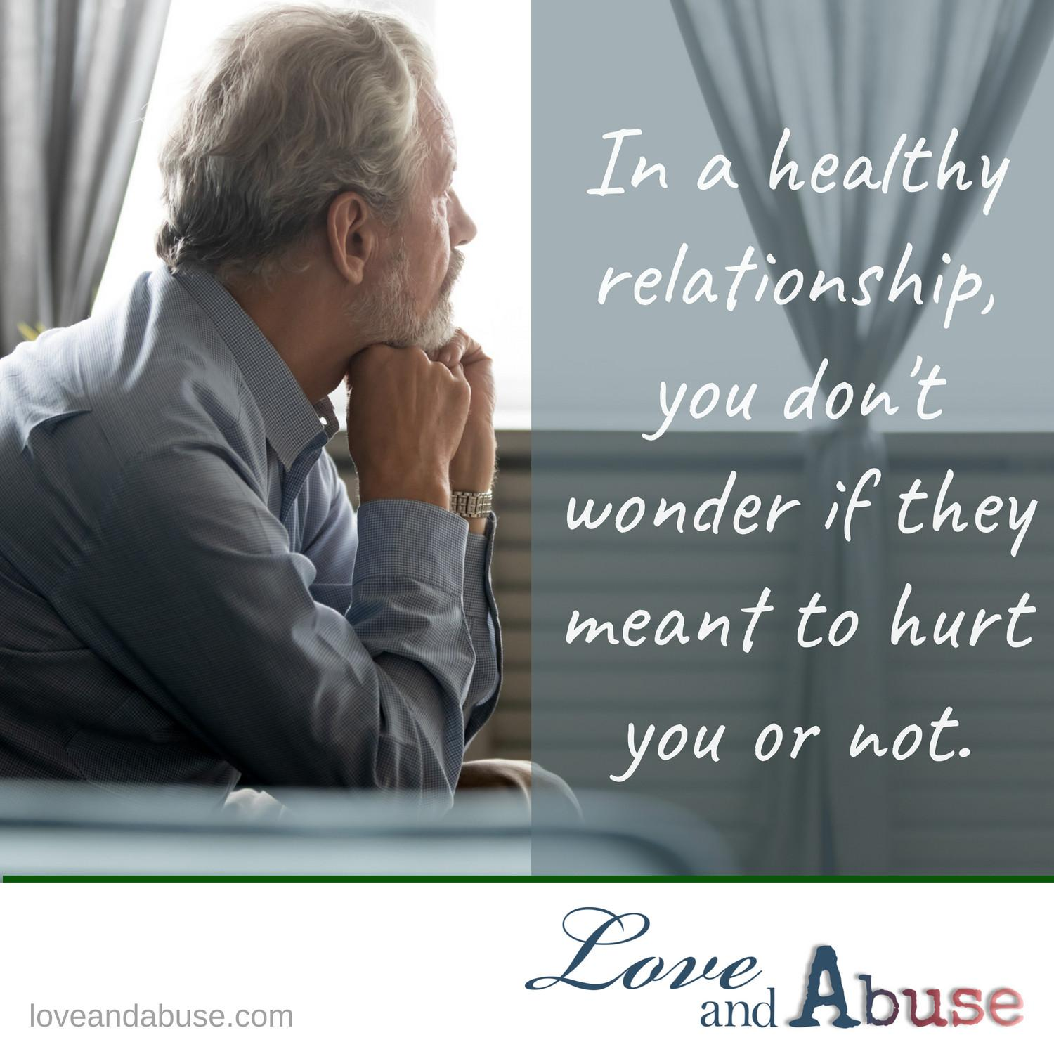 Knowing the difference between emotional abuse and normal relationship difficulties