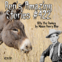 Artwork for RAS #422 - Billy The Donkey