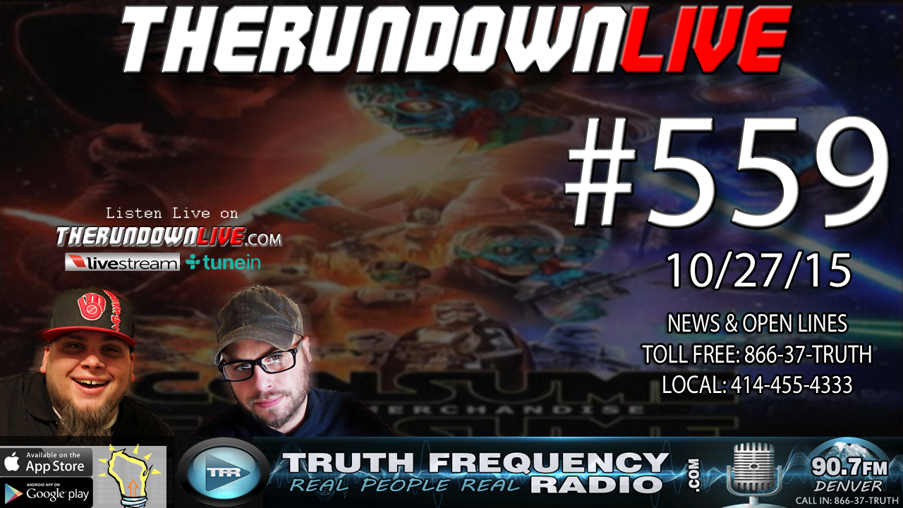 The Rundown Live #559 (Halloween, Agenda 21, Common Core, Packers)