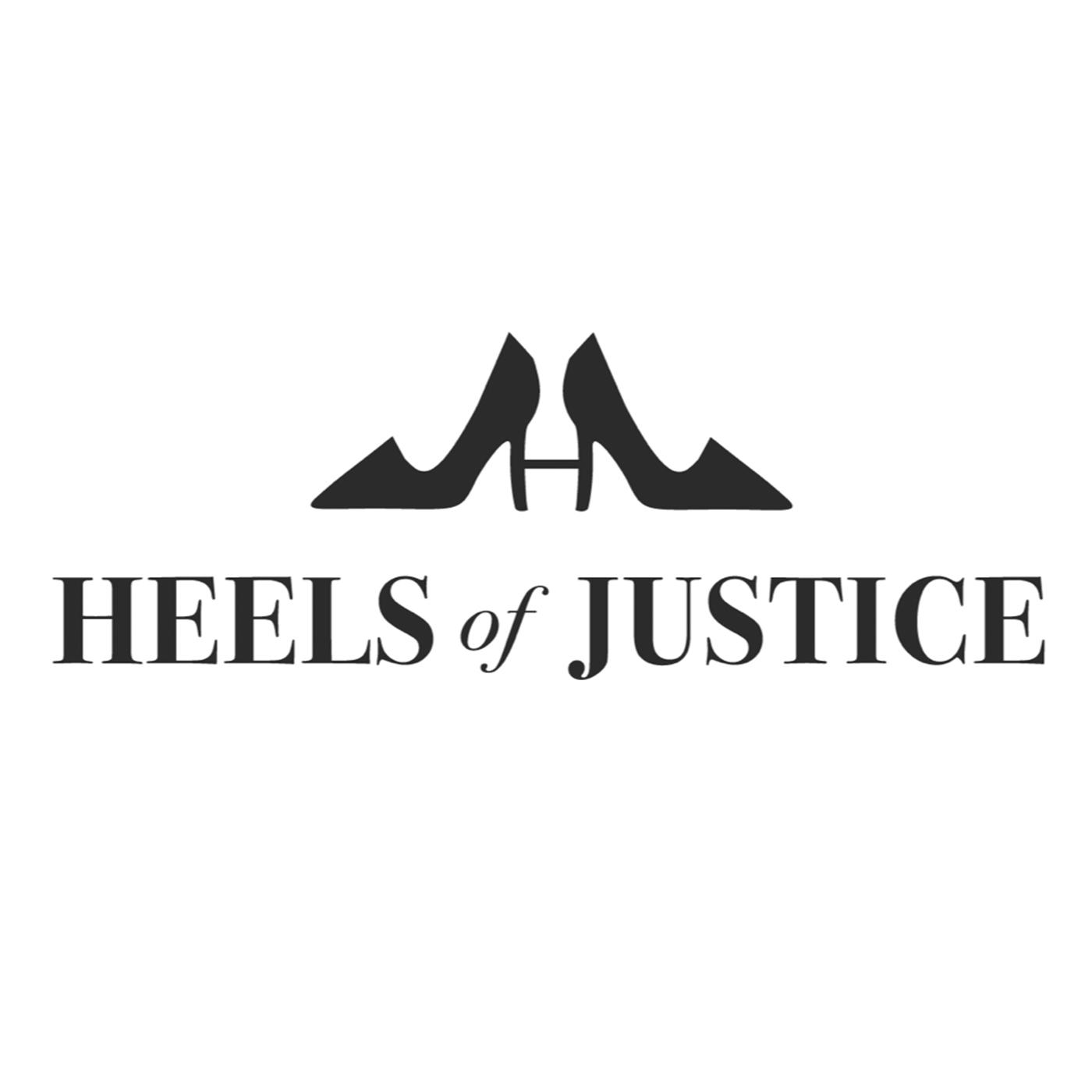 Heels of Justice show art