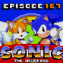Artwork for #167 - Sonic the Hedgehog