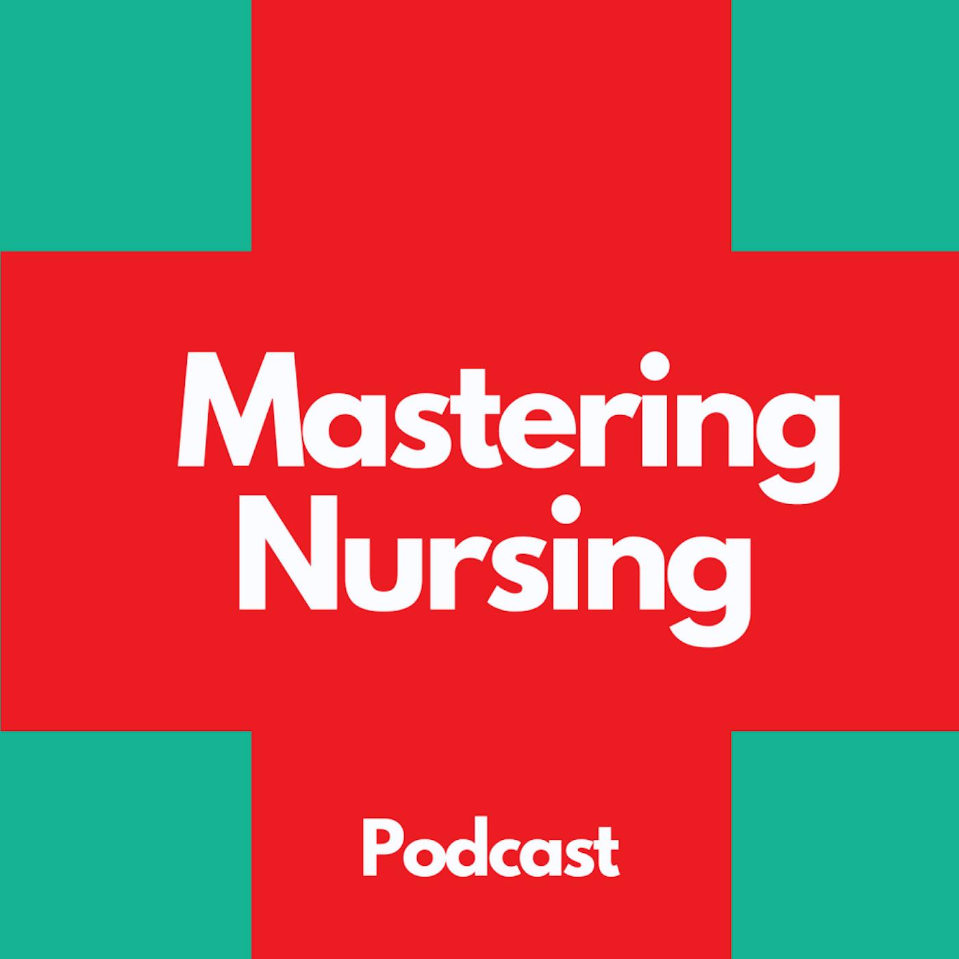 Mastering Nursing show art