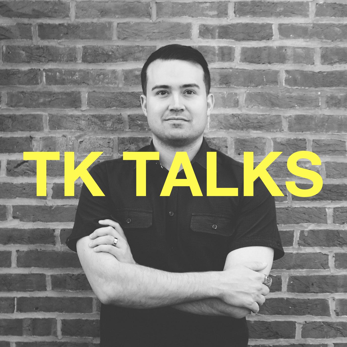 TK Talks show art