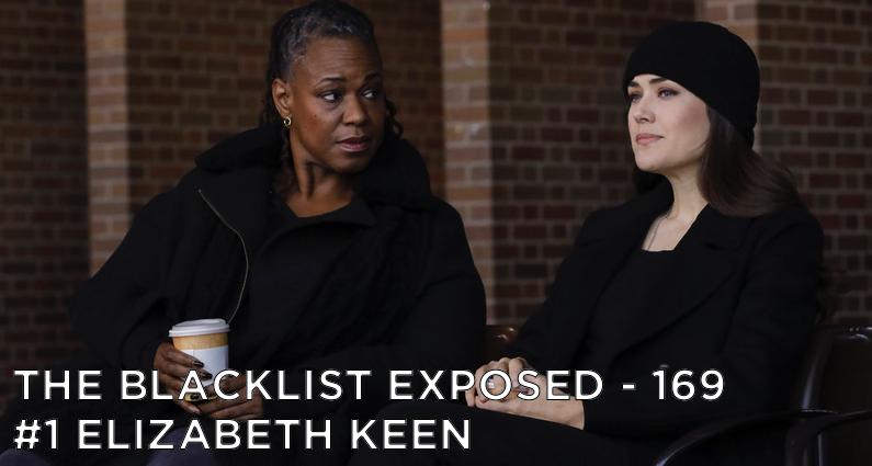 #1 Elizabeth Keen