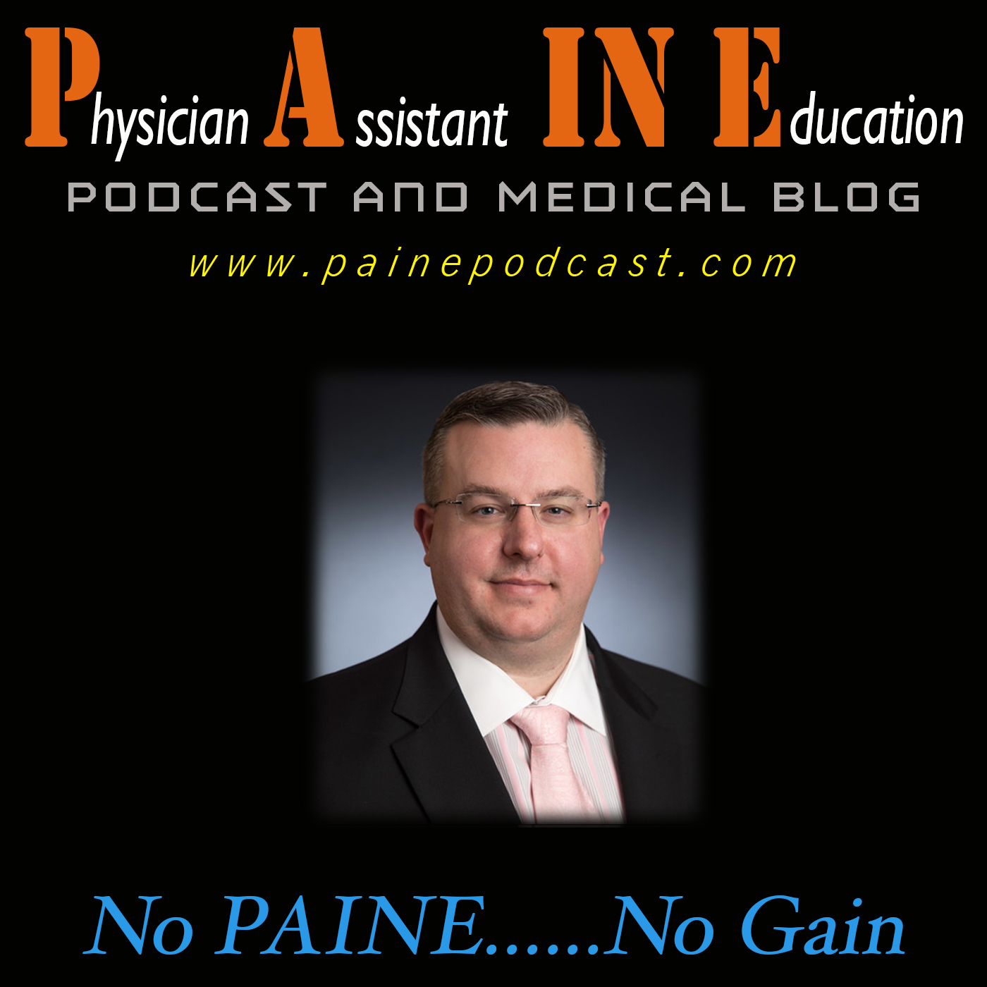Physician Assistant IN Education (PAINE) Podcast show art