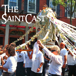 SaintCast #135, St. Anthony's Feast, Boston, new miracle for Pius XII? St. Meinrad, San Onofre, feedback@+1.312.235.2278
