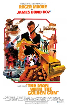 SNS #15 The Man with the Golden Gun '74