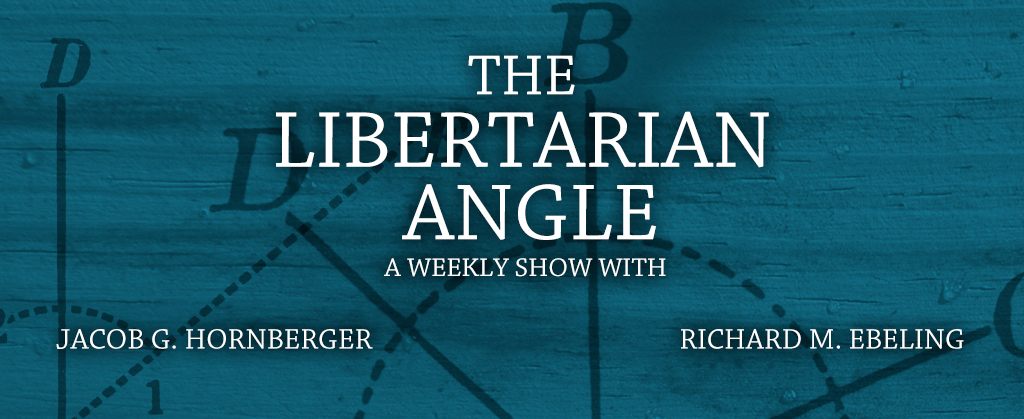 The Libertarian Angle - What Ever Happened to Silver Coins?