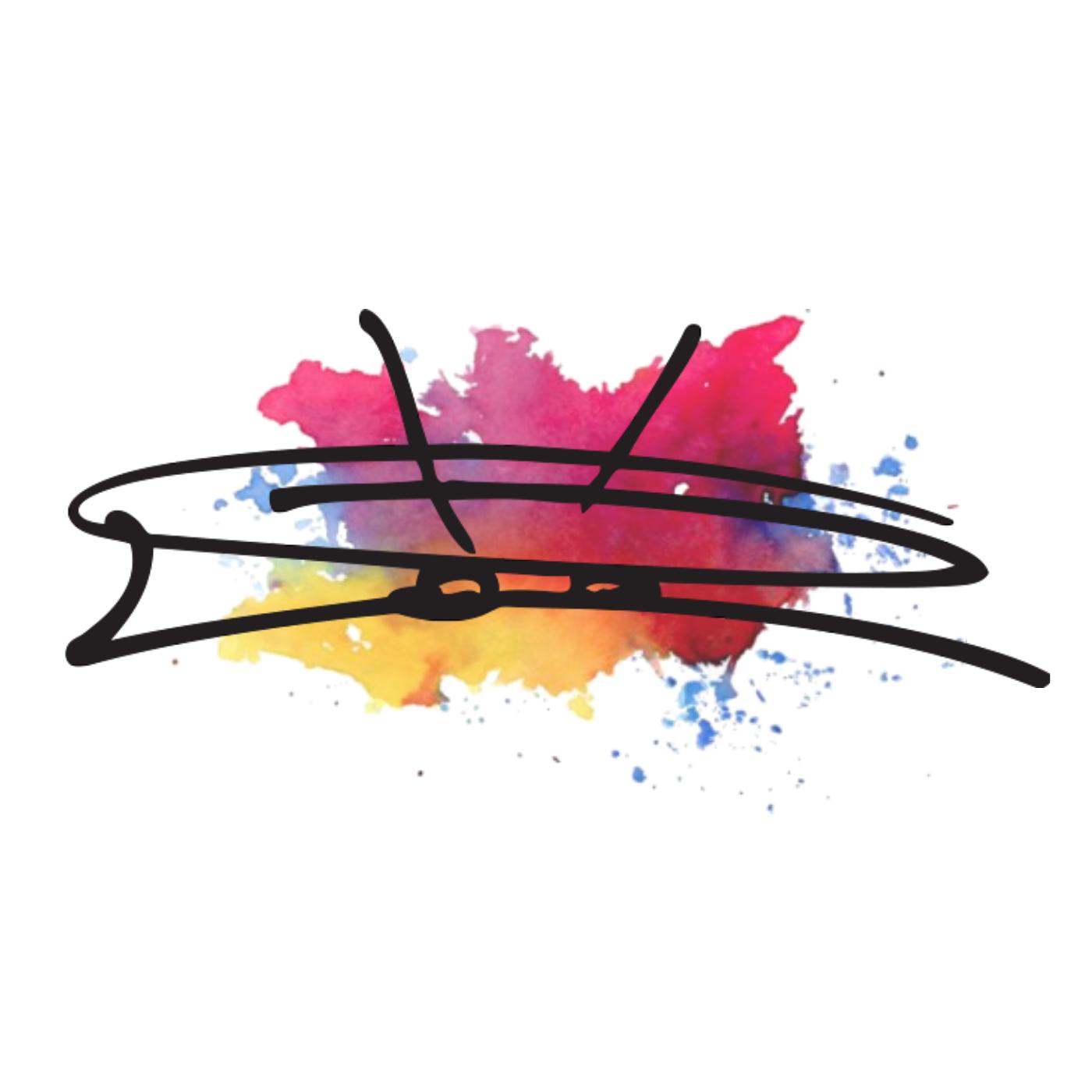 The mattdudleydrumming podcast show art