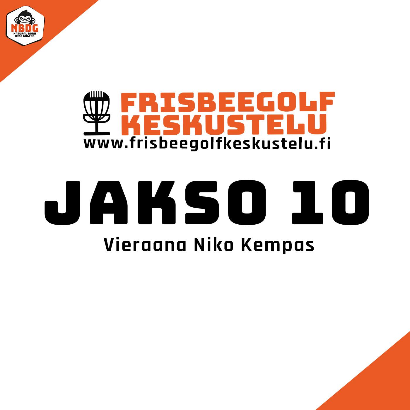 Frisbeegolfkeskustelu jakso #10