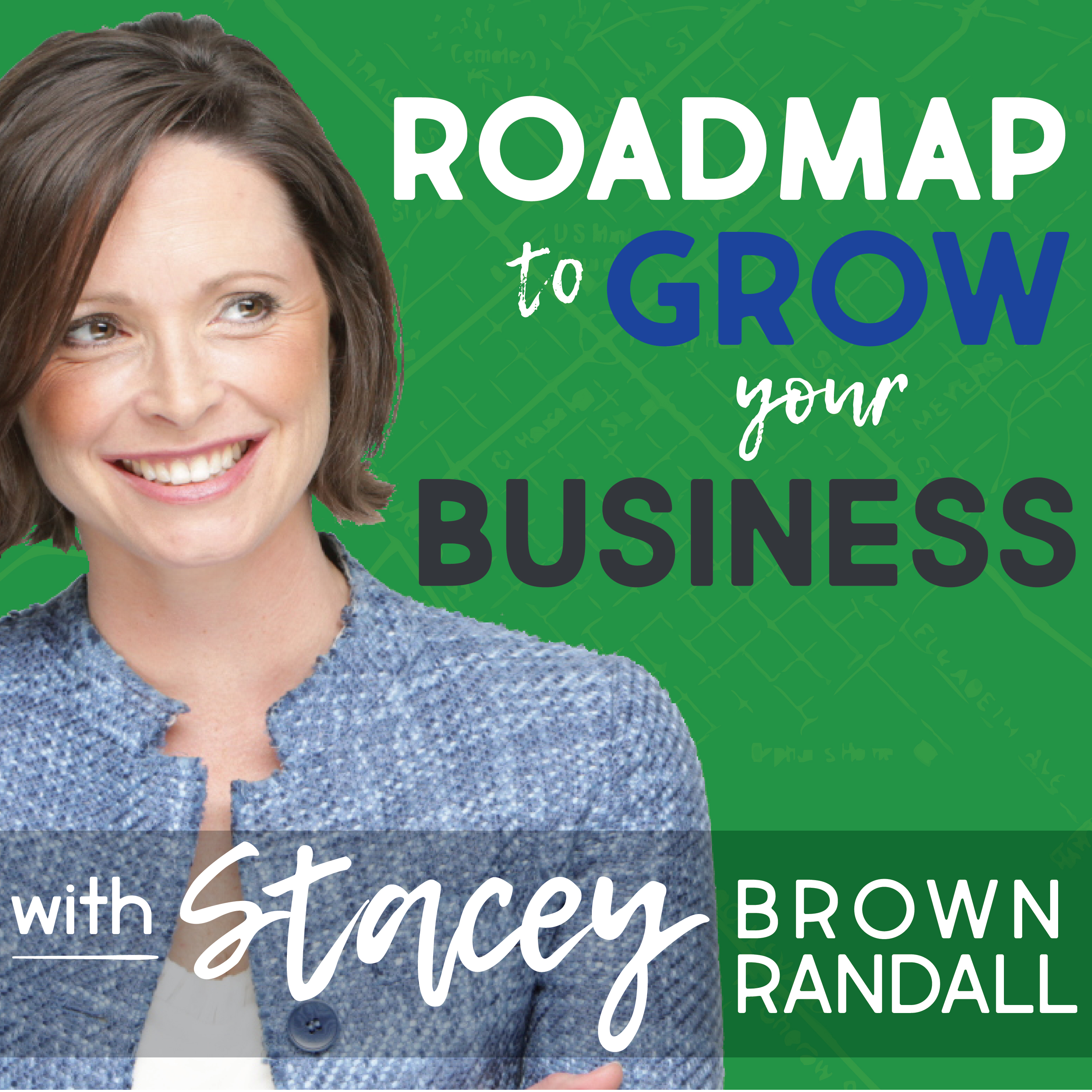 Roadmap To Grow Your Business show art