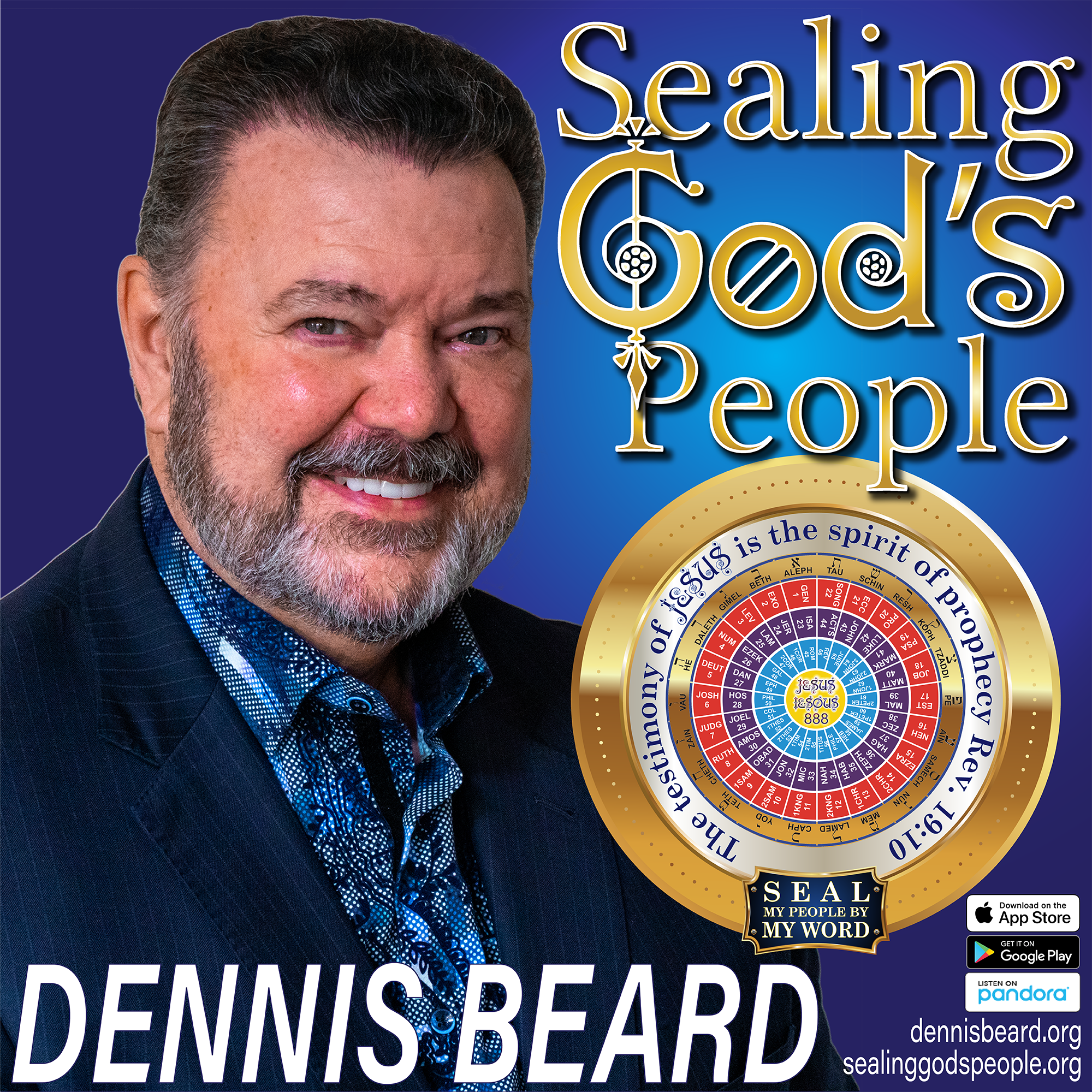 Sealing God's People show art