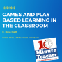 Artwork for Games and Play Based Learning in the Classroom