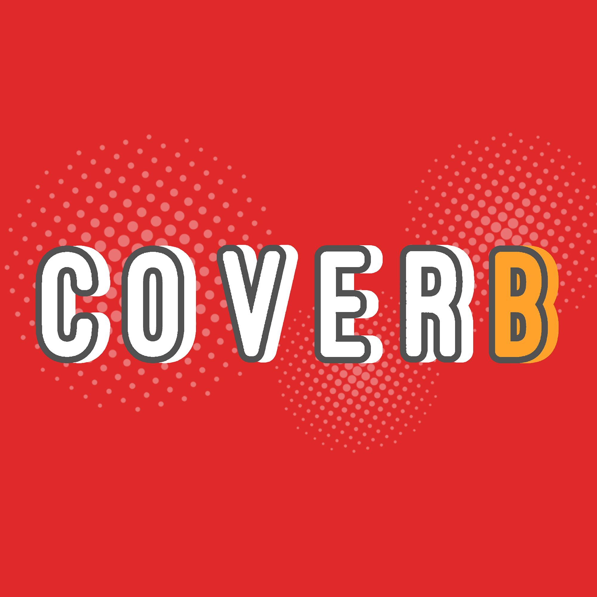 Cover B Podcast show art