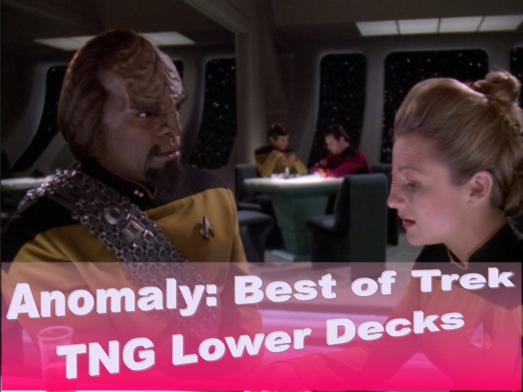 Anomaly | Best of Trek: Lower Decks